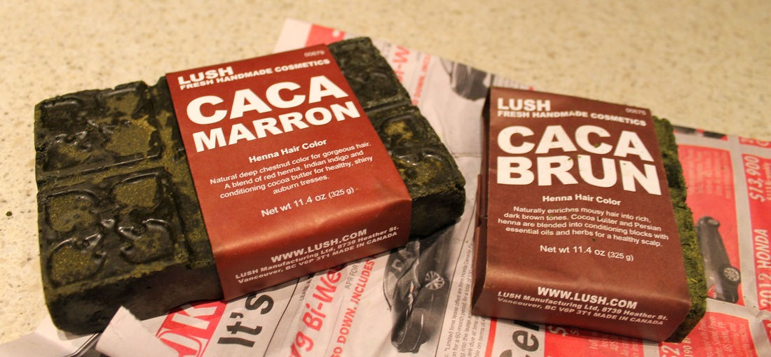 Lush Henna Caca Marron Review Joni Journal
